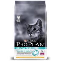 Фотография товара Корм для кошек Pro Plan Dental Plus, 3 кг, Курица