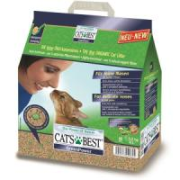 Фотография товара Наполнитель для кошачьего туалета Cat's Best Green Power, 3.2 кг
