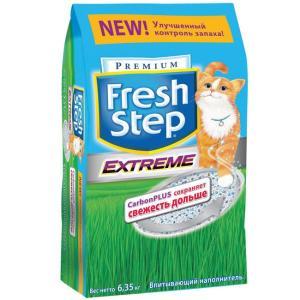 Наполнитель для кошачьего туалета Fresh Step Premium, 6.35 кг