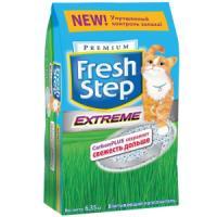 Фотография товара Наполнитель для кошачьего туалета Fresh Step Premium, 6.35 кг