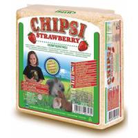 Фотография товара Наполнитель для грызунов Chipsi Strawberry, 1 кг