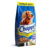Фотография товара Корм для собак Chappi Сытный мясной обед, 15 кг, Курица