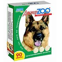 Фотография товара Витамины для собак Доктор Zoo
