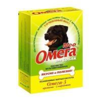 Фотография товара Витамины для собак Омега