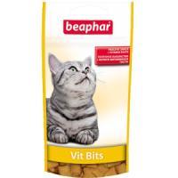 Фотография товара Лакомство для кошек Beaphar Vit Bits, 35 г