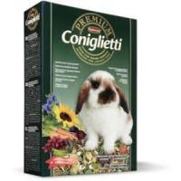 Фотография товара Корм для кроликов Padovan Premium Coniglietti, 500 г, злаки, фрукты