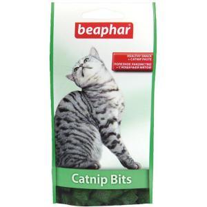 Лакомство для кошек Beaphar Catnip Bits, 35 г