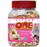 Фотография товара Лакомство для грызунов Little One Puffed grains, 100 г