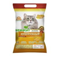 Фотография товара Наполнитель для кошачьего туалета Homecat Эколайн, 3 кг