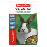 Фотография товара Корм для кроликов Beaphar Xtravital, 2.5 кг, овощи, зерновые