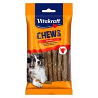 Фотография товара Жевательные палочки для собак Vitakraft Chews, 190 г, размер 12.5см.