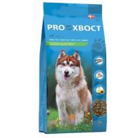 Фотография товара Корм для собак ProХвост 40311, 20 кг, лосось, рис