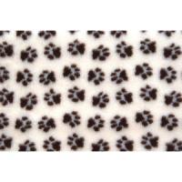 Фотография товара Лежак для собак и кошек ProFleece Ltd, размер 100х160см., сливки/шоколад