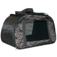 Фотография товара Сумка-переноска для собак и кошек Теремок СПО-5, 1 кг, размер 56х28х30см., цвета в ассортименте