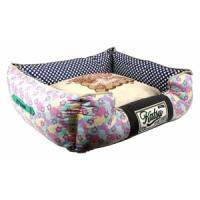 Фотография товара Лежак для собак и кошек Katsu Стиль M M, 1 кг, размер 55х45х23см.
