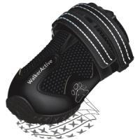 Фотография товара Ботинки для собак Trixie Walker Active XS, чёрный
