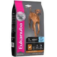 Фотография товара Корм для собак Eukanuba Adult Large Breed, 12 кг, ягненок с рисом