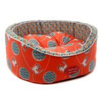 Фотография товара Лежак для собак Родные Места Премиум №2 Кот Персик, размер 49х43х17см.