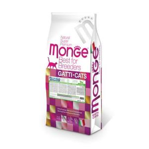 Корм для кошек Monge Monoprotein Sterilised, 10 кг, утка