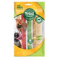 Фотография товара Лакомства для собак Triol, 25 г, сыромятная кожа, 5 шт.