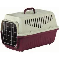 Фотография товара Переноска для собак и кошек Marchioro Skipper 2F M, размер 55х36х33см., малиново-бежевый