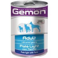 Фотография товара Корм для собак Gemon Dog Light, 400 г, тунец