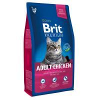 Фотография товара Корм для кошек Brit Premium Cat Adult Chicken, 300 г, курица
