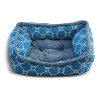 Фотография товара Лежанка для собак Triol Лазурный берег M, размер 61х48х18см., голубой