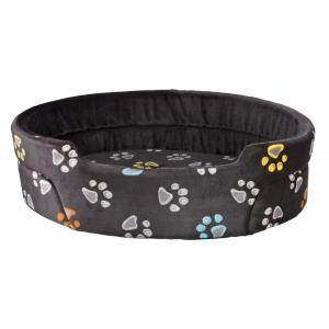 Лежак для собак Trixie Jimmy XS, размер 55х45см., серый