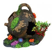 Фотография товара Грот для аквариума Trixie Pot, размер 12см.