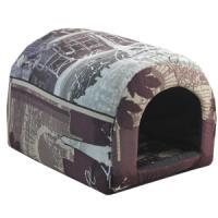 Фотография товара Домик для собак и кошек Гамма Дг-06724, размер 30х42х28см., цвета в ассортименте