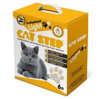 Фотография товара Наполнитель для кошачьих туалетов Cat Step Professional Light, 4 кг