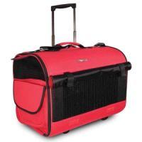Фотография товара Сумка-переноска для собак Triol FFH011, 3.75 кг, размер 45х34х37см., красный