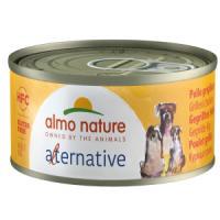 Фотография товара Консервы для собак Almo Nature HFC Alternative, 70 г, курица