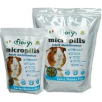 Фотография товара Корм для морских свинок Fiory Micropills, 2.1 кг, травы