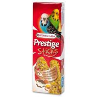 Фотография товара Палочки для попугаев Versele-Laga Prestige, 180 г, яйцо, ракушечник