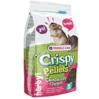 Фотография товара Корм для шиншилл и дегу Versele-Laga Crispy, 1.1 кг, семена