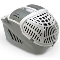 Фотография товара Переноска для собак и кошек MPS Avior, размер 57.5х39х40.5см., серый