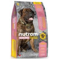 Фотография товара Корм для собак Nutram Sound Large Breed Adult Dog S8, 13.6 кг