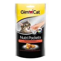 Фотография товара Лакомство для кошек GimCat Nutri Pockets, 60 г