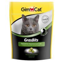 Фотография товара Лакомство для кошек GimCat GrasBits, 40 г