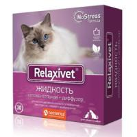 Фотография товара Успокоительное для кошек Relaxivet Жидкость+диффузор