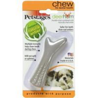 Фотография товара Игрушка для собак Petstages Deerhorn XS, размер 9см.