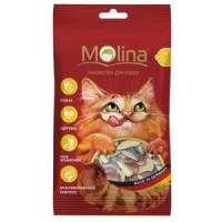Фотография товара Лакомство для кошек Molina MIX, 35 г