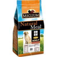 Фотография товара Корм для собак MEGLIUM Dog Adult Gold, 15 кг, говядина с курицей
