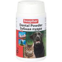 Фотография товара Зубная пудра для животных Beaphar Dental Powder, 75 г