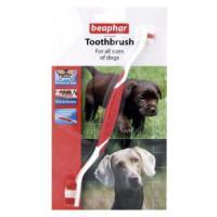 Фотография товара Зубная щетка для собак и щенков Beaphar Toothbrush