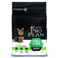 Фотография товара Корм для щенков Pro Plan Puppy Small & Mini, 3 кг, курица