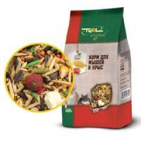 Фотография товара Корм для грызунов Triol, 450 г, овощи, шиповник