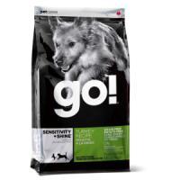 Фотография товара Корм для собак и щенков GO! Natural Holistic Sensitivity+Shine Turkey, 2.72 кг, индейка